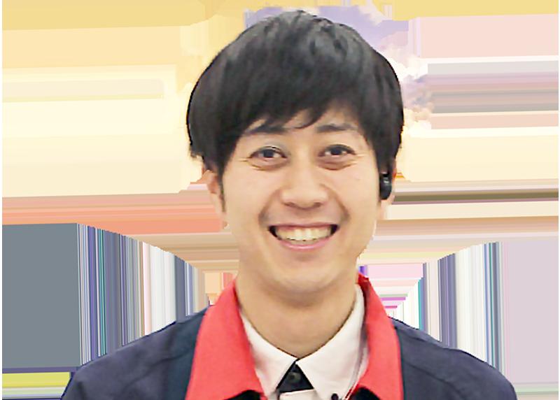 【副店長】橋本さん